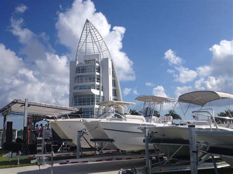 boat and rv dealers east coast boat rv outdoor show sailing into port canaveral