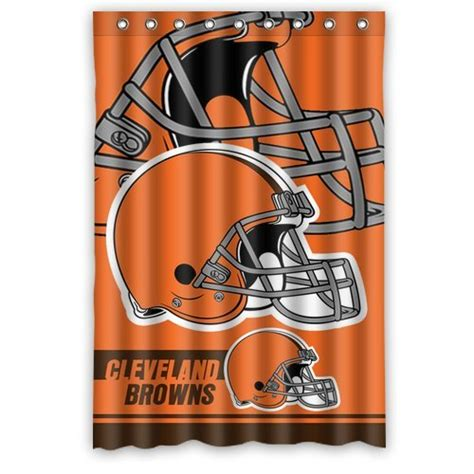 cleveland browns curtains cleveland browns curtain browns curtain browns curtains