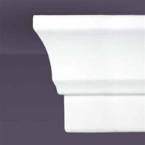 foam crown molding reviews style one 6 dead end squared left foam crown molding