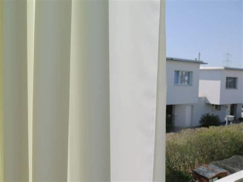 vorhang balkon outdoor vorhang santorini fertigvorhang weiss