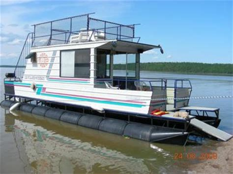 homemade house boats homemade houseboats enjoying a great home built pontoon boat