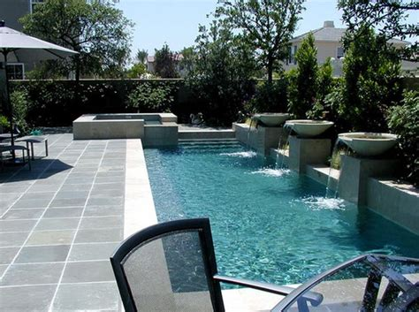 pretty pools spruce up your small backyard with a swimming pool 19