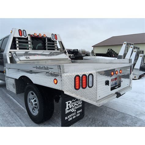 bradford truck bradford built flatbeds
