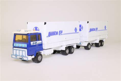 blue trailer original matchbox superkings k 21 4 ford transcontinental trailer