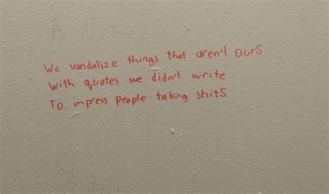 Poems About Bathrooms by A Poetry Battle Went In The Bathroom 2 Pics
