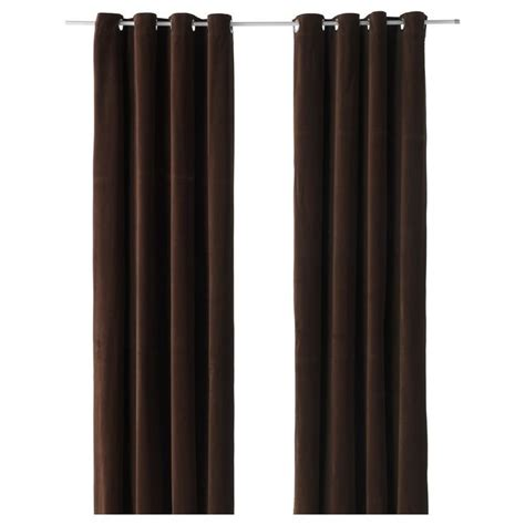 dark brown curtains 336 best images about window treatment on pinterest