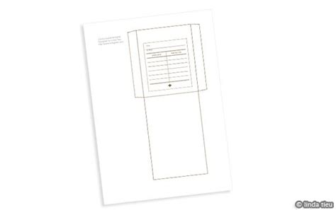 cards with pockets template free printable library pocket template