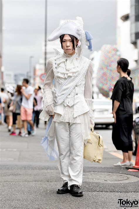 pirates inspired white pirate inspired fashion by japanese brand alice and