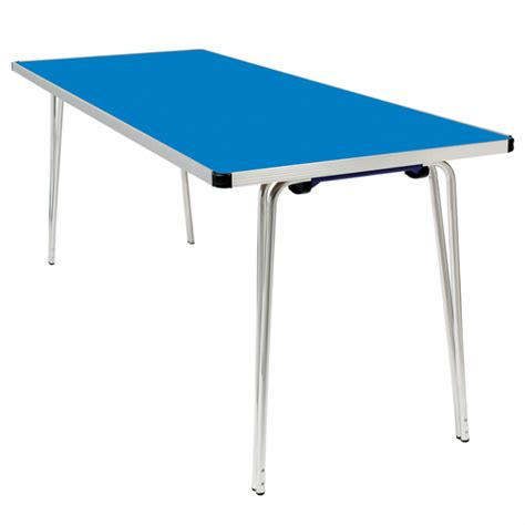 Foldable Table by Gopak Contour Folding Table Markets