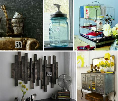 vintage home interior products go eco with vintage decor 35 ways to use 9 items webecoist