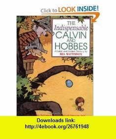 the indispensable calvin and hobbes a calvin and hobbes treasury 1000 ideas about calvin and hobbes pdf on
