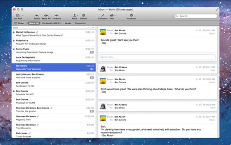 apple layout update email review postbox a painless alternative to the