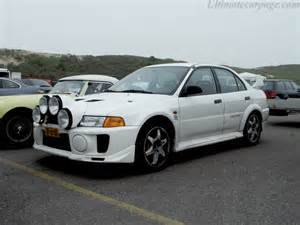 Mitsubishi Evo I Mitsubishi Lancer Evo V High Resolution Image 1 Of 3