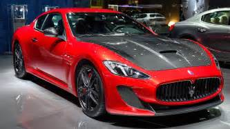 And Maserati Maserati At The Motor Show Debuts For The New