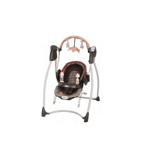 graco deco swing graco brown swing 28 images graco deco silhouette