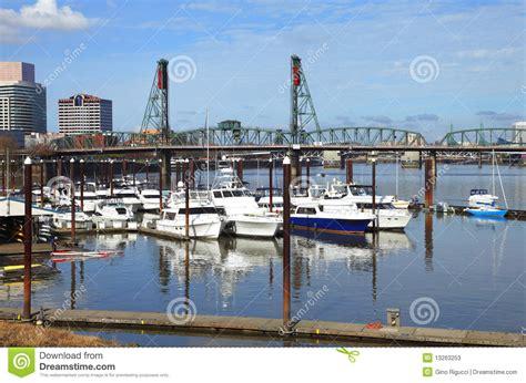 boat graphics portland marina portland or stock photos image 13263253