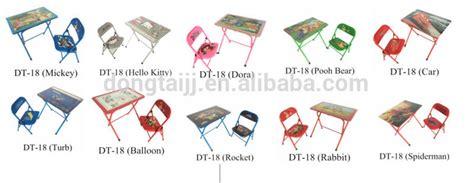 scrivania pieghevole per bambini dt 18 ergonomico sedie per bambini e scrivania pieghevole