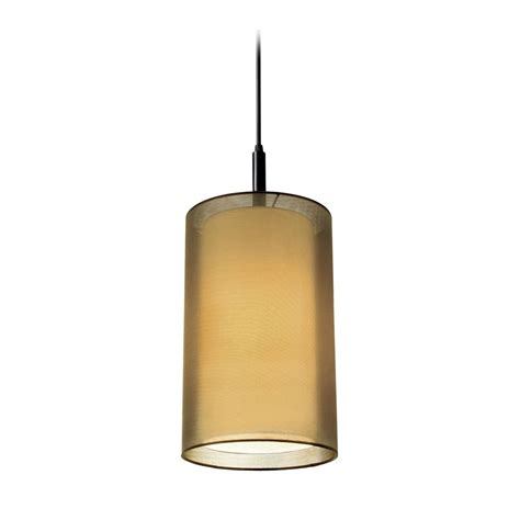 Brown Pendant Light Modern Mini Pendant Light With Brown Shade 6007 51f Destination Lighting