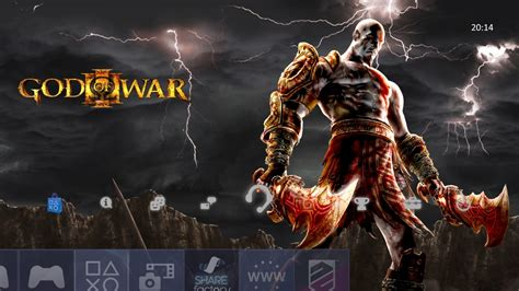 themes ps3 god of war 2 god of war iii gets remastered for playstation 4