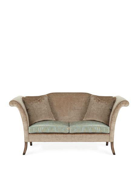 bronze sofa old hickory tannery cyrano sofa bronze