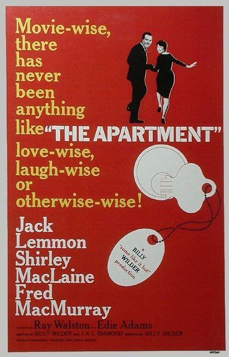l appartamento l appartamento 1960 movieplayer it