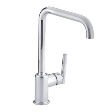 kohler purist primary single handle standard kitchen