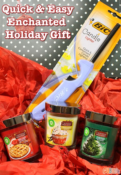 holiday gift ideas quick and easy enchanted holiday gift