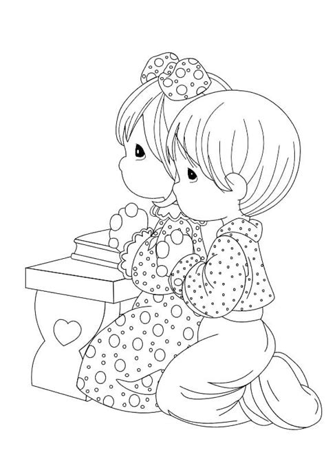 981 Best Images About Embroidery Precious Moments On Bible Precious Moment Coloring