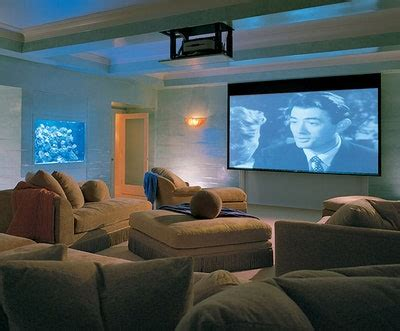 home theaters architectural digest