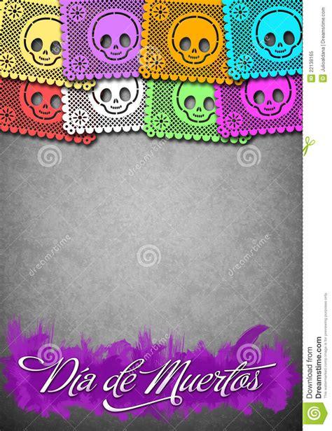imagenes de fondo dia de muertos masculino d 237 a mexicano del modelo del cartel de la muerte stock de