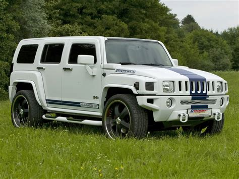 imagenes de pick up hummer 2008 geigercars hummer h3 gt front and side 1024x768