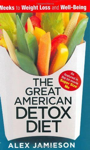 Great Detox by The Great American Detox Diet Alex Jamieson Gastronomy