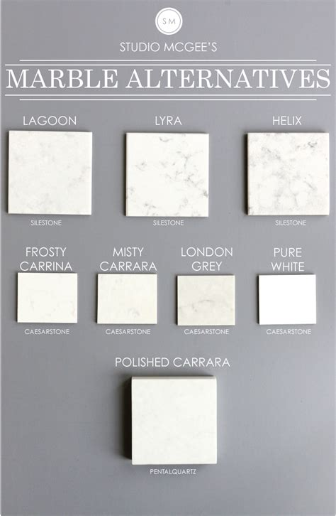 Marble Alternatives ? STUDIO MCGEE