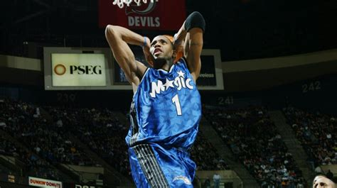 nba jersey stories the rise and fall of tracy mcgrady