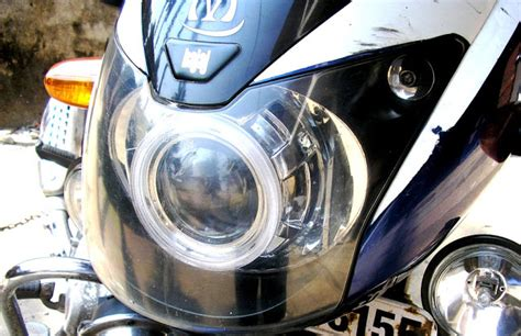 Lu Projector Pulsar 220 photo feature after market hid projector mod for pulsar 150