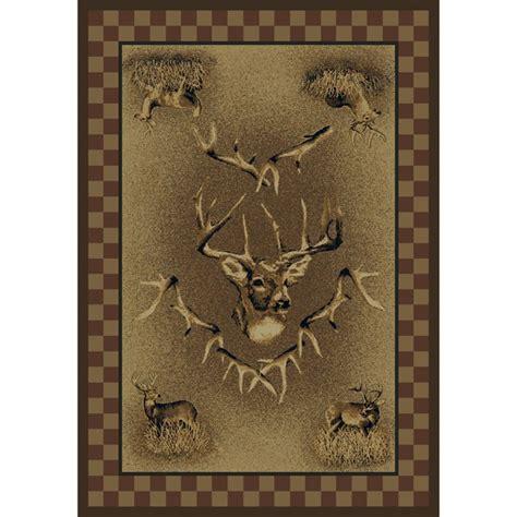 deer rug whitetail ridge deer rug collection
