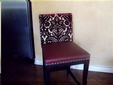 Reupholster Dining Room Chairs » Home Design 2017
