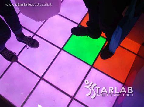 led pavimento pavimento luminoso a led starlab spettacoli