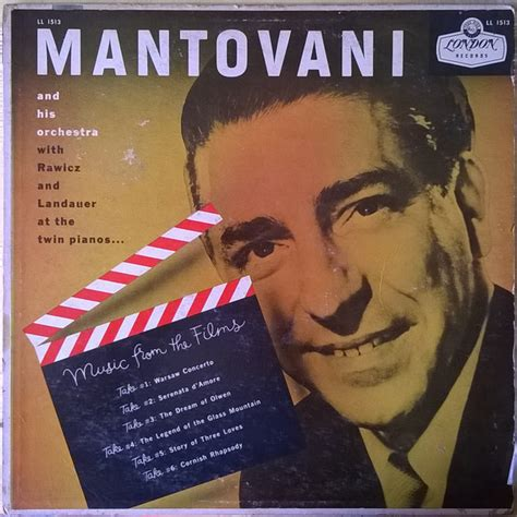 mantovani and his orchestra mantovani and his orchestra from the vinyl