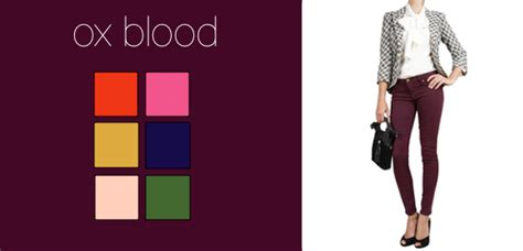 what colors go with plum the hip s guide fall s colour cornucopia