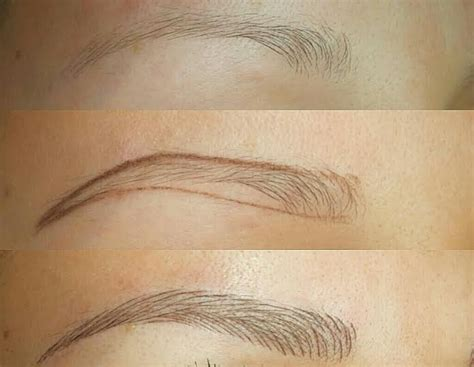 3d eyebrows tattoo uk microblading deposit from lavish beauty and brow