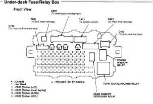91 accord lighter fuse 91 free engine image for user