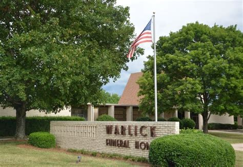 warlick funeral home home review