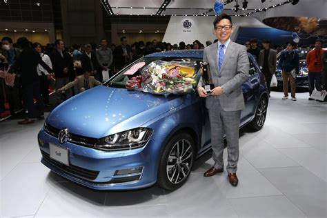 volkswagen japan volkswagen golf named car of the year in japan autoevolution