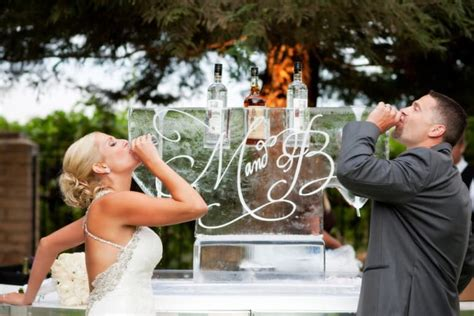 8 outrageous wedding reception rentals slideshow