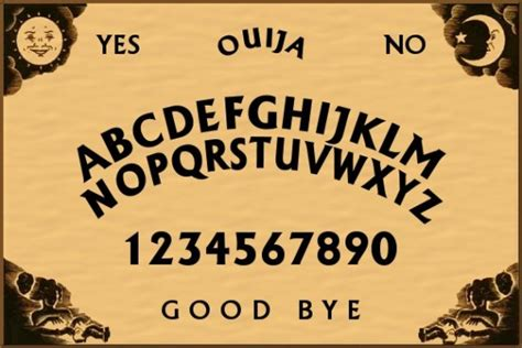 How To Make A Ouija Board Out Of Paper - ouija board the miscellanarian