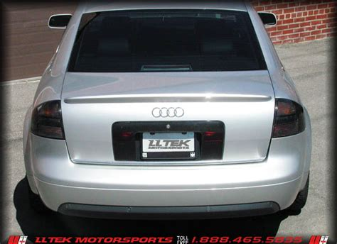 Audi A6 Modification Parts by Audi A6 4b C5 Rs6 Look Trunk Spoiler 1998 2004