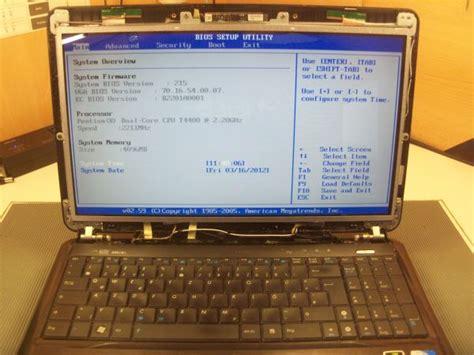 Led 156 Asus K55dr bilder laptop display austausch notebook bildschirm reparatur