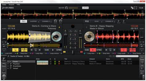 cross dj software full version free download crossdj free 3 2 0