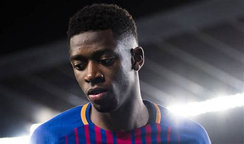 ousmane dembele odds barcelona transfer news liverpool and arsenal want